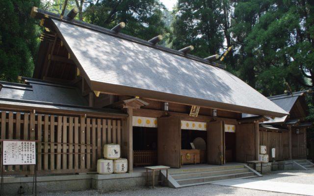 天岩戸神社・西本宮