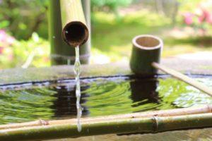 神社・手水舎