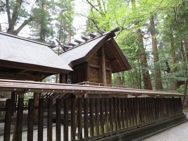 天岩戸神社・東本宮