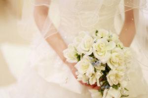 恋愛運アップのイメージ・花嫁のブーケ