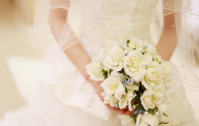 結婚・花嫁のブーケ