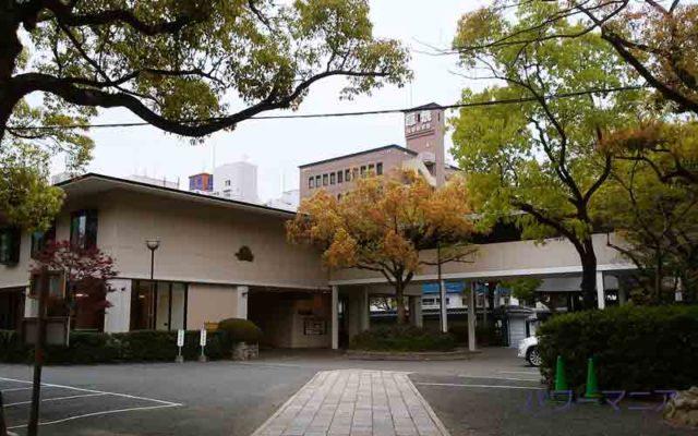 湊川神社の楠公会館