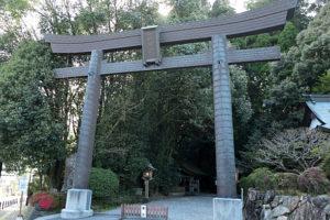 高千穂神社・鳥居