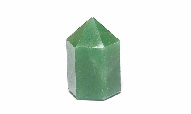 アベンチュリンの六角柱