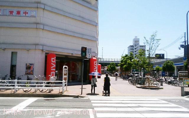 神戸市兵庫駅前の信号