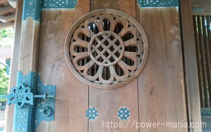 明治神宮の門