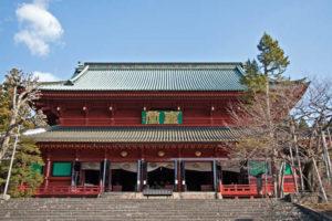 輪王寺の三仏堂