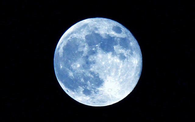 満月・スーパームーン