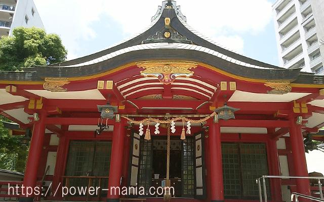 二宮神社の本殿