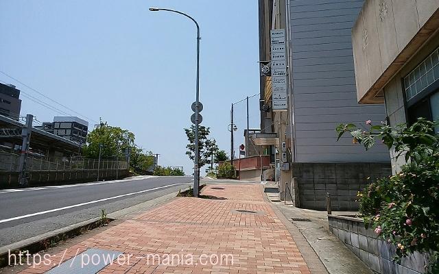 四宮神社へのアクセス・元町駅からスタート