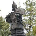 愛知県にある織田信長像