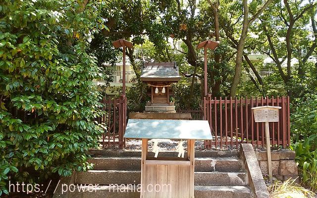 水神社・奥の宮