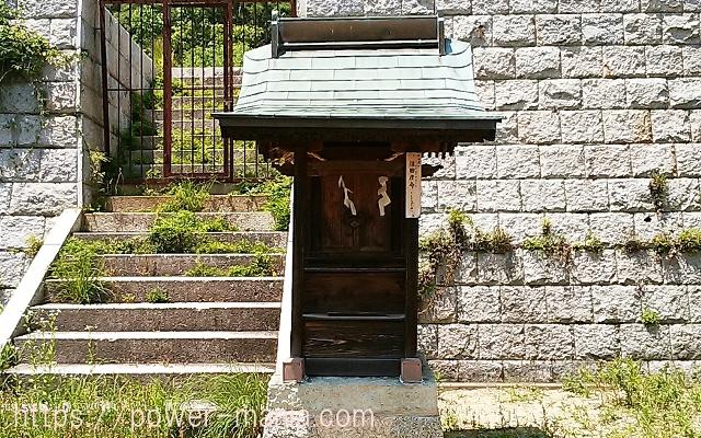 五宮神社の猿田彦命