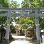 船寺神社・鳥居