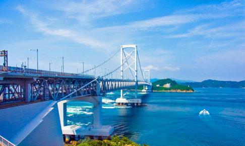 兵庫県・明石大橋