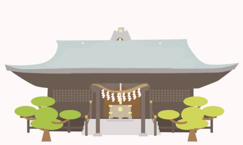 元伊勢籠神社のイメージイラスト