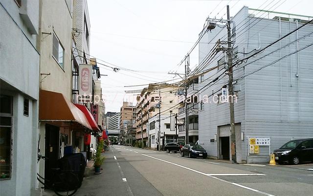 神戸駅へのアクセス・北へ