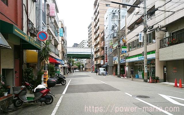 神戸駅へのアクセス・街並