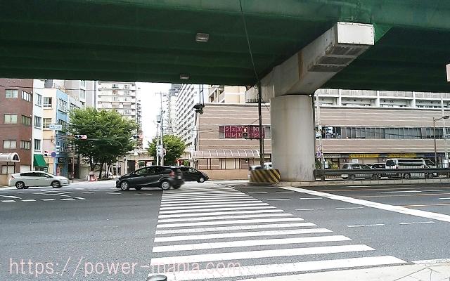 神戸駅へのアクセス・国道2号線
