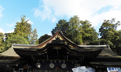 大神神社の本殿