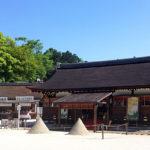 上賀茂神社の社殿
