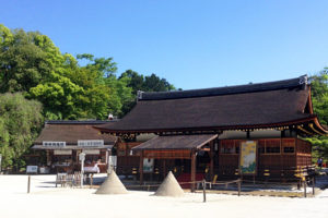 上賀茂神社・社殿
