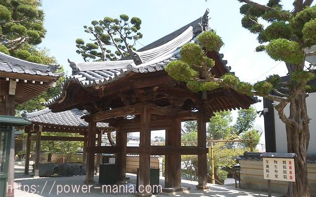 須磨寺の唐門