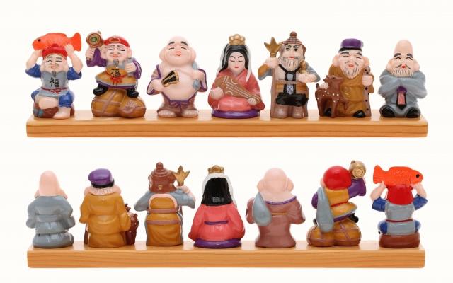 七福神の人形