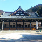 身延山久遠寺の本殿