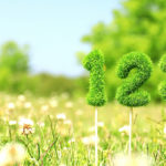 縁起の良い数字のイメージ・芝生の数字
