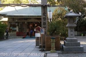 露天神社・拝殿