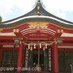 二宮神社の拝殿