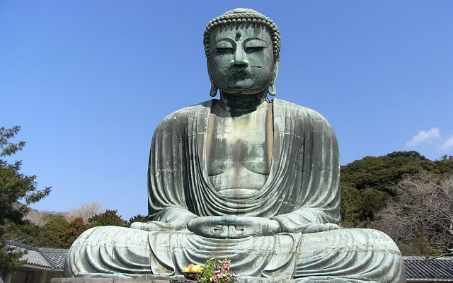 鎌倉の大仏様・高徳院