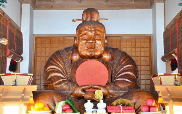 敷津松之宮の大黒さま