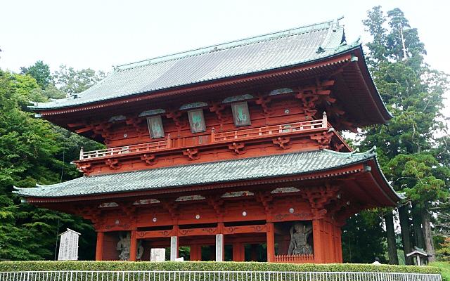 金剛峯寺の大門