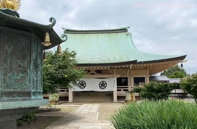 豪徳寺の本堂(法堂)