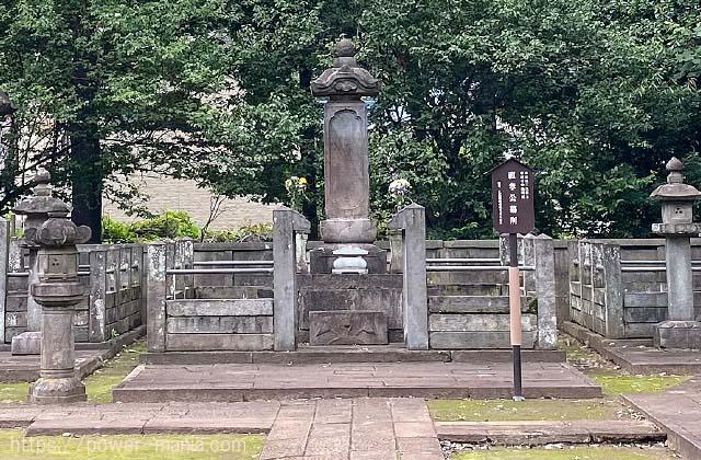 井伊直孝の墓