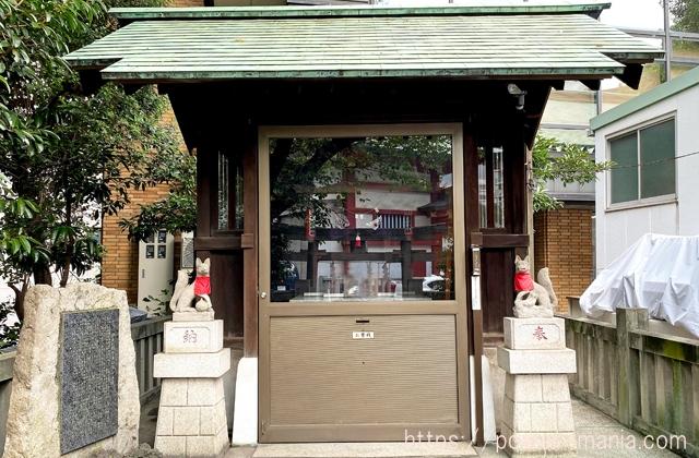 浦安稲荷神社
