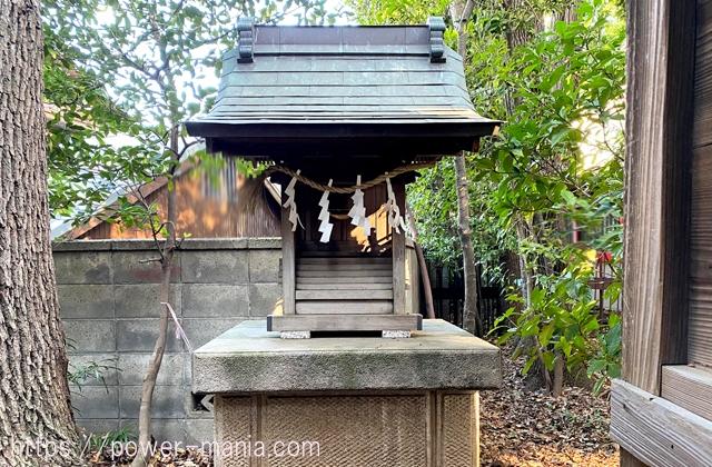 奥の稲荷神社