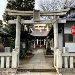 世田谷区砧の三峯神社